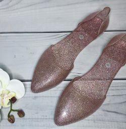 Ballet shoes - soap dishes