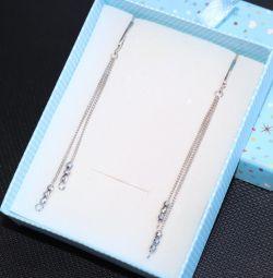 Earrings 925 Sterling Silver