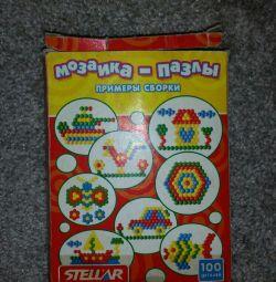 Mosaic puzzles