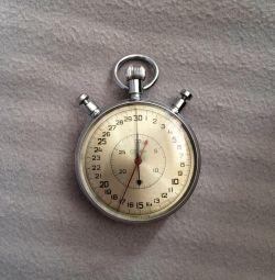 Mekanik kronometre