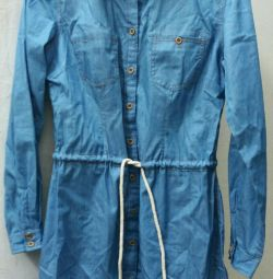 800ruble denim shirt