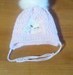 Χειμερινό καπέλο από 6 μήνες έως ένα έτος