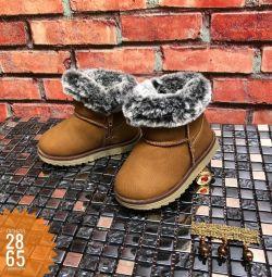 Ugg μπότες χειμώνα Νέο