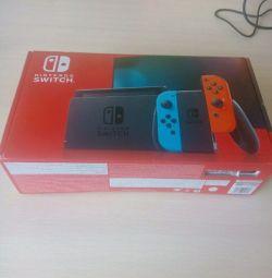 Nintendo switch full five-game set