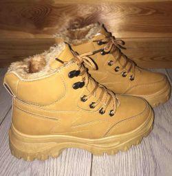 Νέες μπότες Eurosite 36