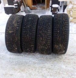 Winter tires hakkapelita Nokian 7 hakkapelitta R18