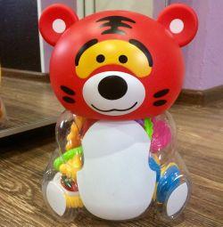 Un set de jucării pentru copii.