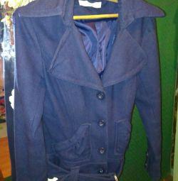 The jacket is autumn