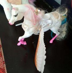 Ένα άλογο