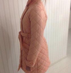 Пальто демисезонное на 155-160 см