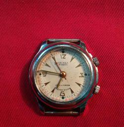 Ceas cu ceas Alarmă cu ceas cu alarmă USSR
