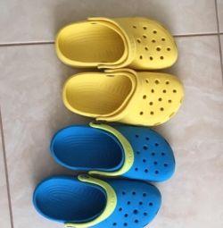 Crocs крокси 34-36