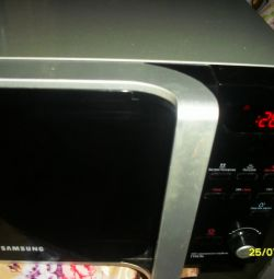 Microwave with SAMSUNG grill for Spare parts exchange