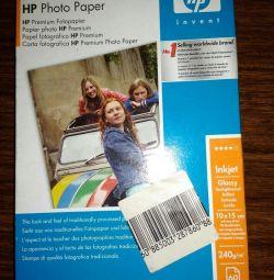 фотопапір
