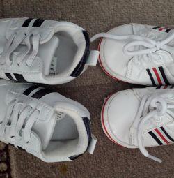Pinetki- spor ayakkabılar