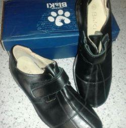 Туфлі на хлопчика розмір 30