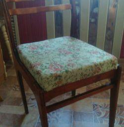 Καρέκλα καθαρό