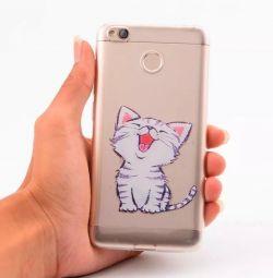 Nouă husă de telefon pentru Xiaomi Redmi 4