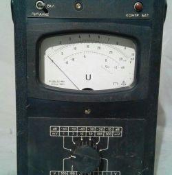 Millivoltmeter V 3-55A