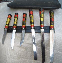 Set de cuțite, URSS