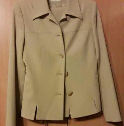 Костюм женский юбка брюки пиджак
