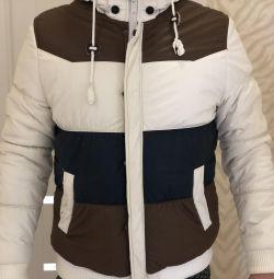 Ekozamsh bershka jacket