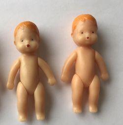Κούκλες Irgushki κούκλες Kyupi ΕΣΣΔ