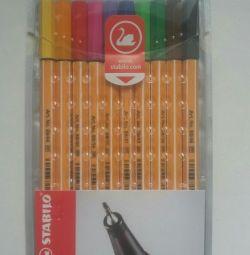 Линеры (капиллярные ручки)