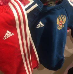 Спорт костюмы Adidas(новый) оригинал
