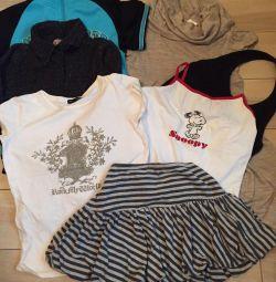 Îmbrăcăminte pentru înălțime 146-152