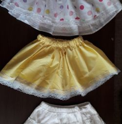 Summer skirts for princess