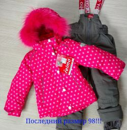 New Jacket and trousers winter