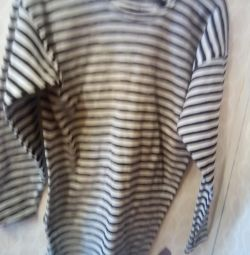 Stripped vest new, 46/48
