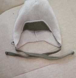 hat for boy p.52-54 autumn