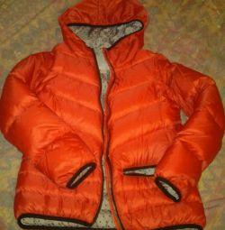 Jacket în jos sacou