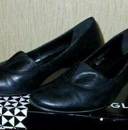 Παπούτσια nat δέρμα p.35