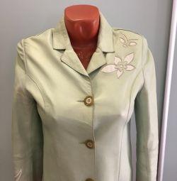 Jachetă din piele. P 44-46