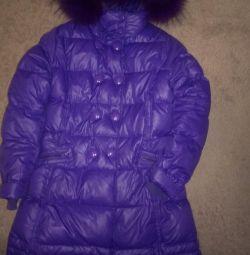 Пальто д / с для дівчаток