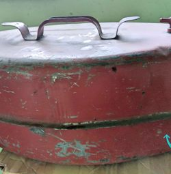 Outboard tank