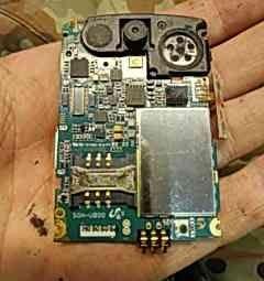 Samsung u800 плата
