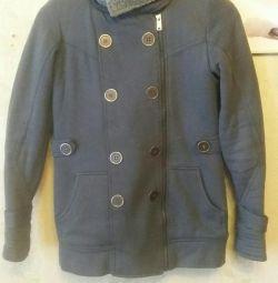 Jacket coat.