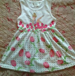The new dress 98-104р
