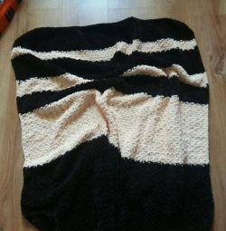 Chocolate blanket