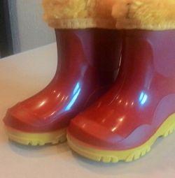 Καουτσούκ μπότες Νέο