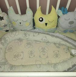 Crib nest