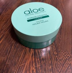Aloe extract patches refresh