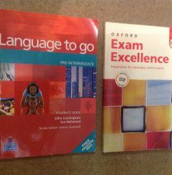 English Exam excellence, Language to go