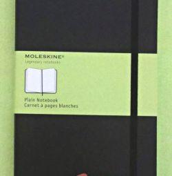 Moleskin (θρυλικό σημειωματάριο)
