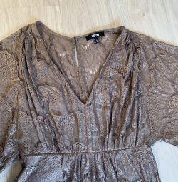 ASOS Gipür Elbise