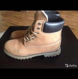 Timberlend boots original